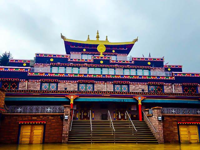 Samye Ling Monastery, Eskdalemuir