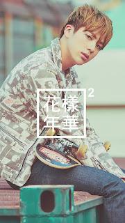 90+ Awesome JIN BTS Wallpaper for Lockscreen