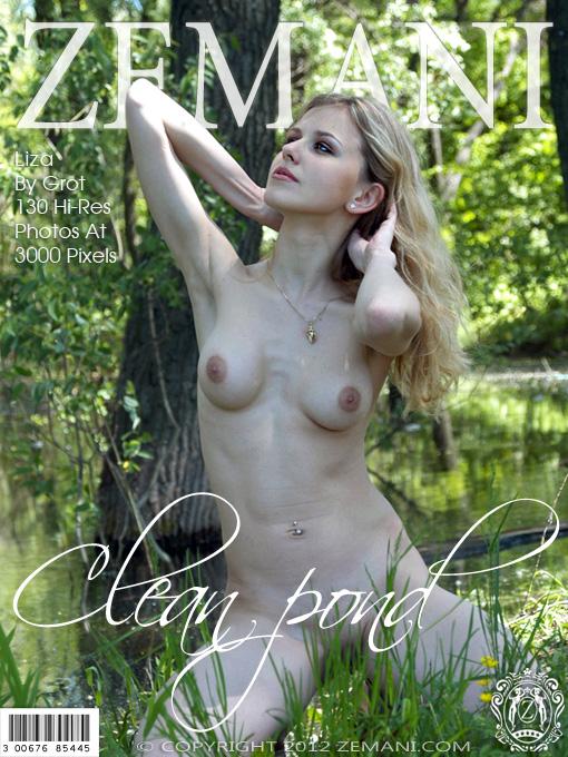 Zeman 2012-12-31 Liza - Clean Pond 11060