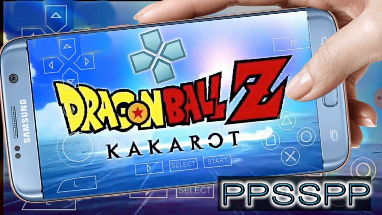 Dragon Ball Z KAKAROT For android, DBZ KAKAROT for PSP, DBZ KAKAROT for Android