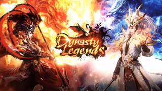 Dynasty Legends: True Hero Rises from Chaos Apk