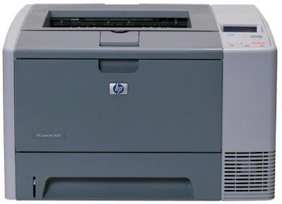 HP LaserJet 2420dn Driver Downloads