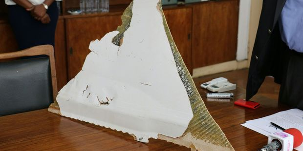 Australia: Mozambique debris likely from Malaysia jet MH370