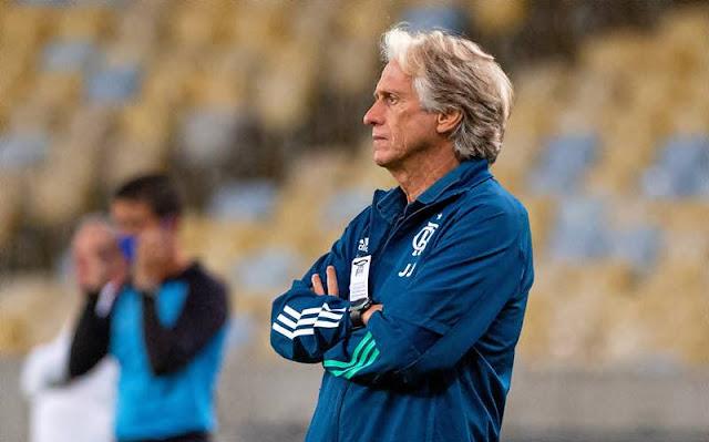 """Jorge Jesus: """"Flamengo vai mudar o futebol dentro e fora de campo"""""""