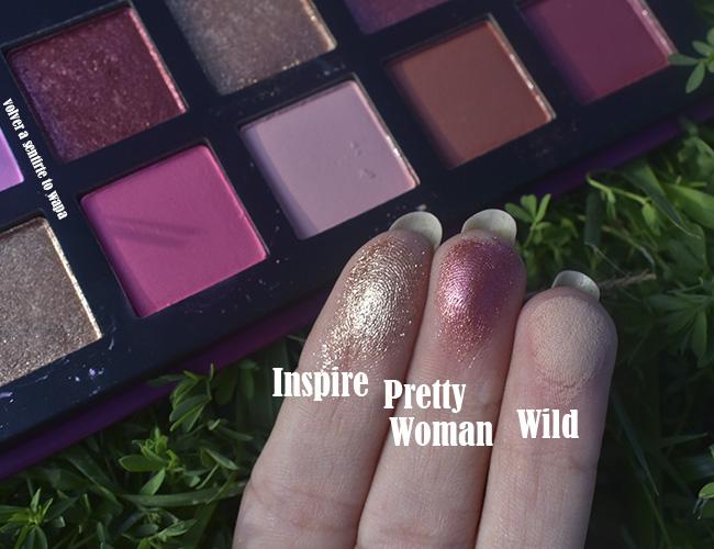 Velvet Cherry de Primark, clon Naked Cherry de Urban Decay