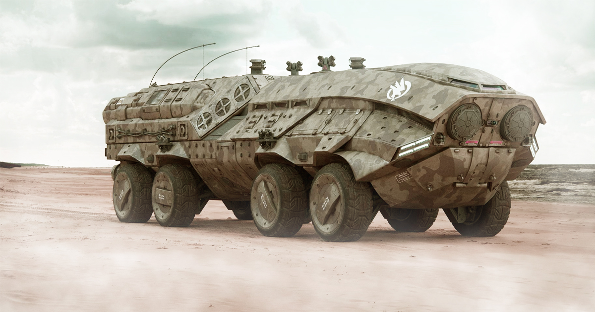 Most Powerful Armoured Personnel Carriers | Top 10 Battle Personnel Carriers