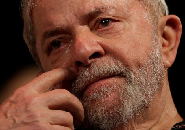JÁ PREVENDO PRISÃO - DEFESA DE LULA PEDE HABEAS CORPUS PREVENTIVO AO EX-PRESIDENTE NO STJ ..CONFIRA