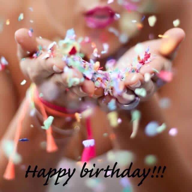 October Special : Happy Birthday Wishes Pictures