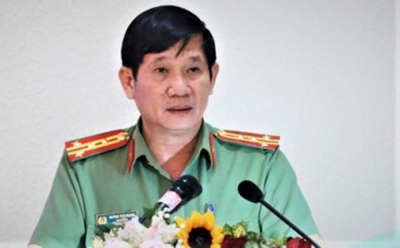 UBKT Trung ương đề nghị Ban Bí thư kỷ luật Giám đốc Công an Đồng Nai
