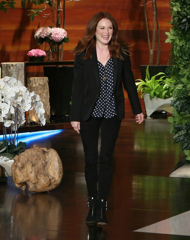 Looks Julianne Moore Outfits