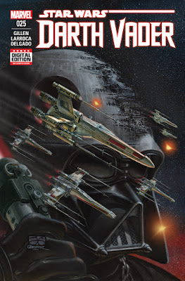 marvel star wars #25