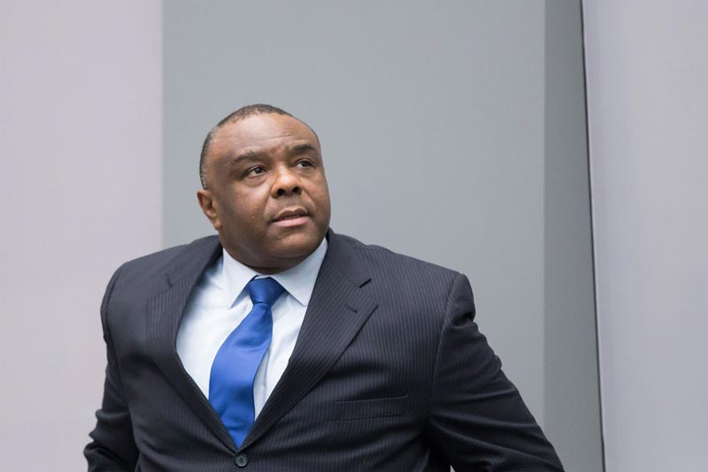 Former DR Congo VP Jean-Pierre Bemba bags 18-year prison sentence for war crimes
