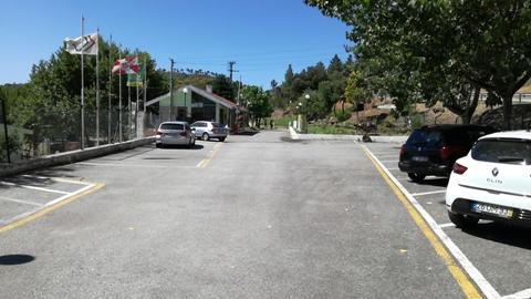 Parque de Estacionamento Parque campismo