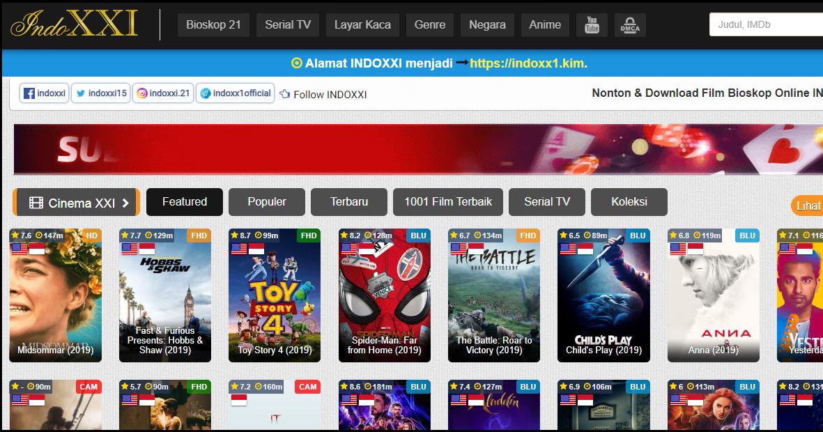 Cara Download Film di Indoxxi Terbaru yang Mudah dan Cepat ...