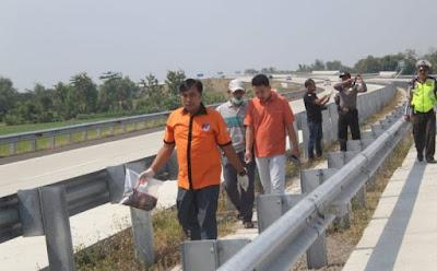 Kabar Berita Terbaru Hari Ini Potongan Kaki Manusia Ditemukan di Ruas Tol Jombang