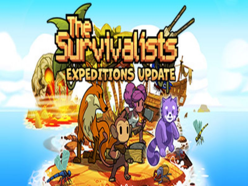 Download The Survivalists Game PC Free