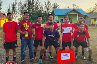 Suksesnya Turnamen Ajang Silaturrahmi antar Desa Sekecamatan Singkep Selatan   Ini  yang di Sampaikan Zainudin