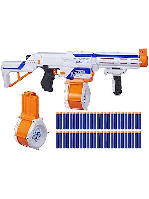 phân biệt súng Nerf thật và giả 1