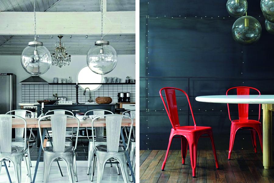 Icone del Design: la sedia Tolix