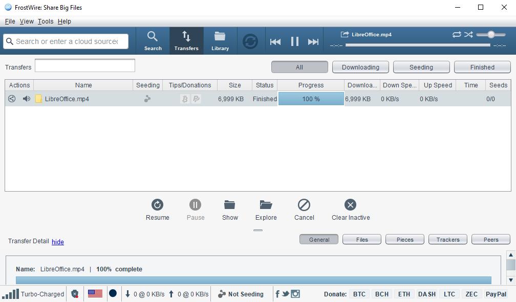 FrostWire 6.8.7