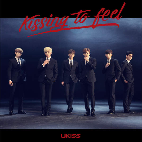 U-KISS – Kissing to Feel (Japanese) – Single (ITUNES PLUS AAC M4A)