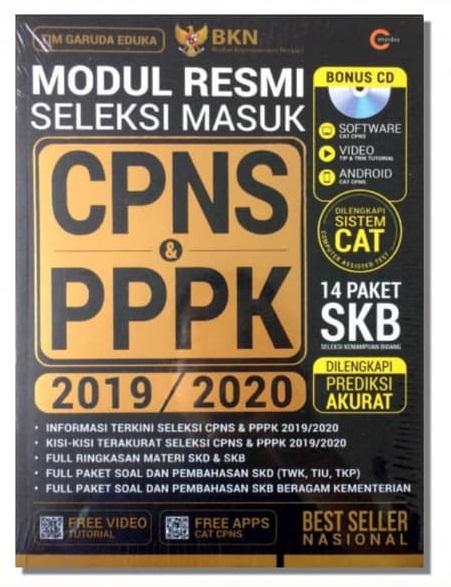 Download Modul Resmi Seleksi Masuk Cpns Pppk 2019 2020 Ilmu Beton