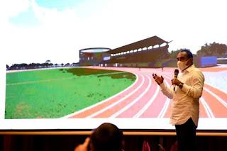 Edy Rahmayadi Minta Stakeholder Olahraga Tingkatkan Komitmen dan Kepedulian