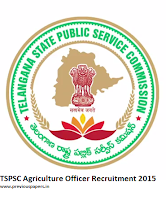 TSPSC Agriculture Officer Previous Querstion Papers/ Model Papers