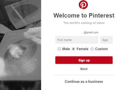 Pinterest Login   Can I Pinterest Account Login With Facebook Account?