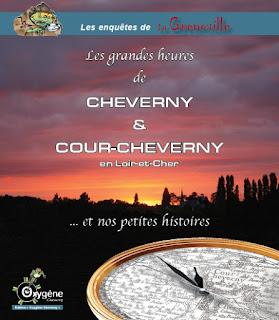 Les grandes heures de Cheverny et Cour-Cheverny en Loir-et-Cher... et nos petites histoires