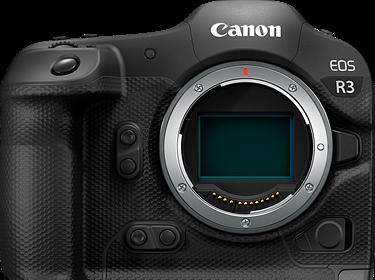 Canon EOS R3 User Manual PDF