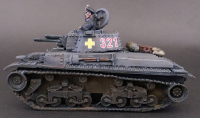 Warlord Games Panzer 35t 28mm