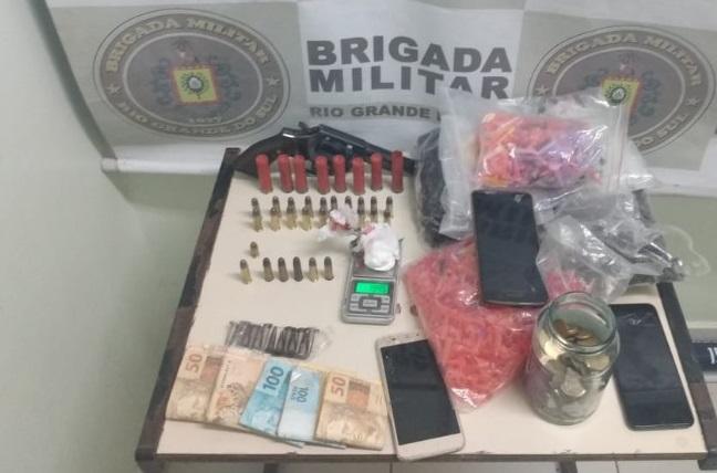 Brigada Militar realiza operação de mais de 24 horas em Cachoeirinha