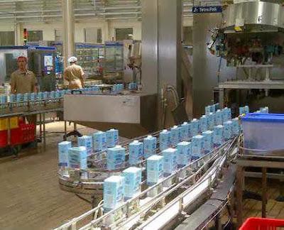 Lowongan Kerja Tingkat SMA SMK Diploma Sarjana PT. Ultrajaya Milk Industry Seluruh Indonesia