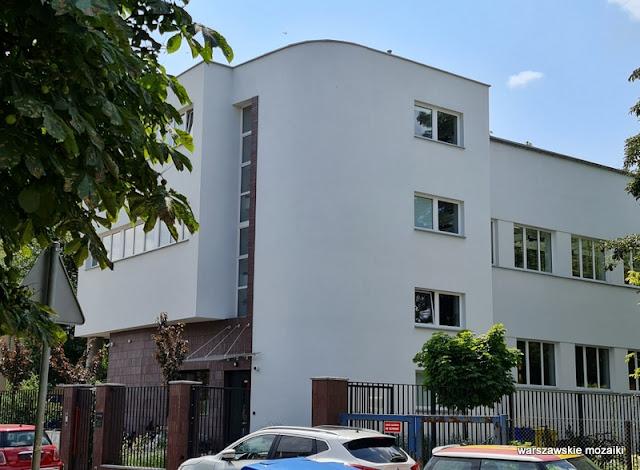 Warszawa Warsaw Mokotów modernizm funkcjonalizm architektura architecture
