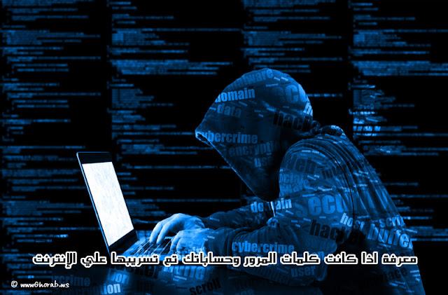 Leaked Data Internet