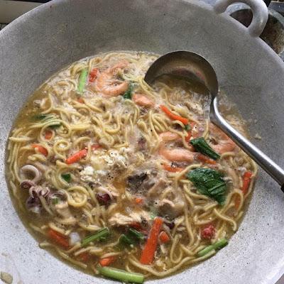 Resepi Mee Sup ala Thai Paling Mudah