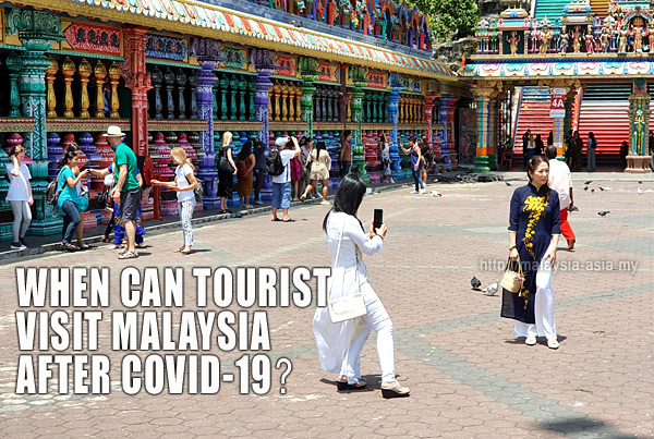 Tourist Visiting Malaysia After Coronavirus Covid-19