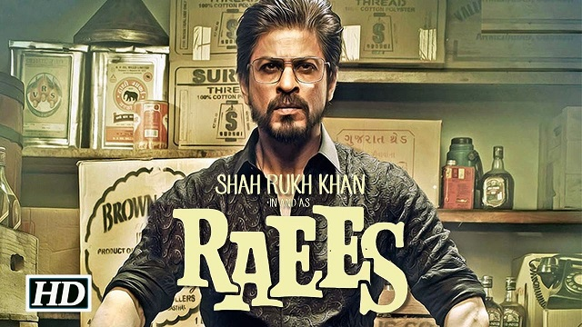 Raees 3rd Day Collection, 3 Days Box Office Collections