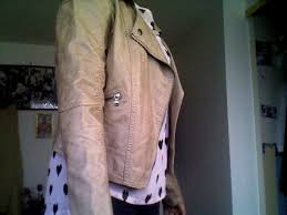 primark leather jacket