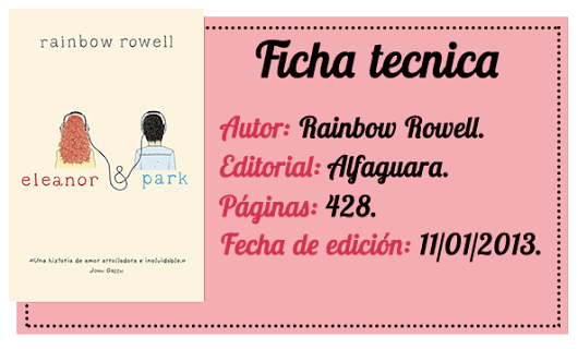 Reseña | Eleanor & Park