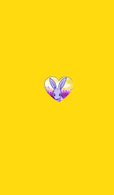 Mysterious Purple Rabbit