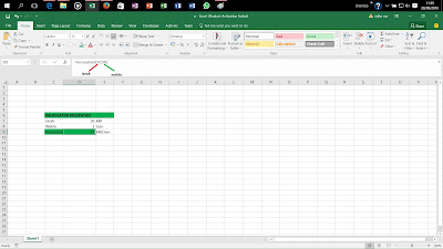 step by step tutorial membuat fungsi di microsoft excel dengan visual basic
