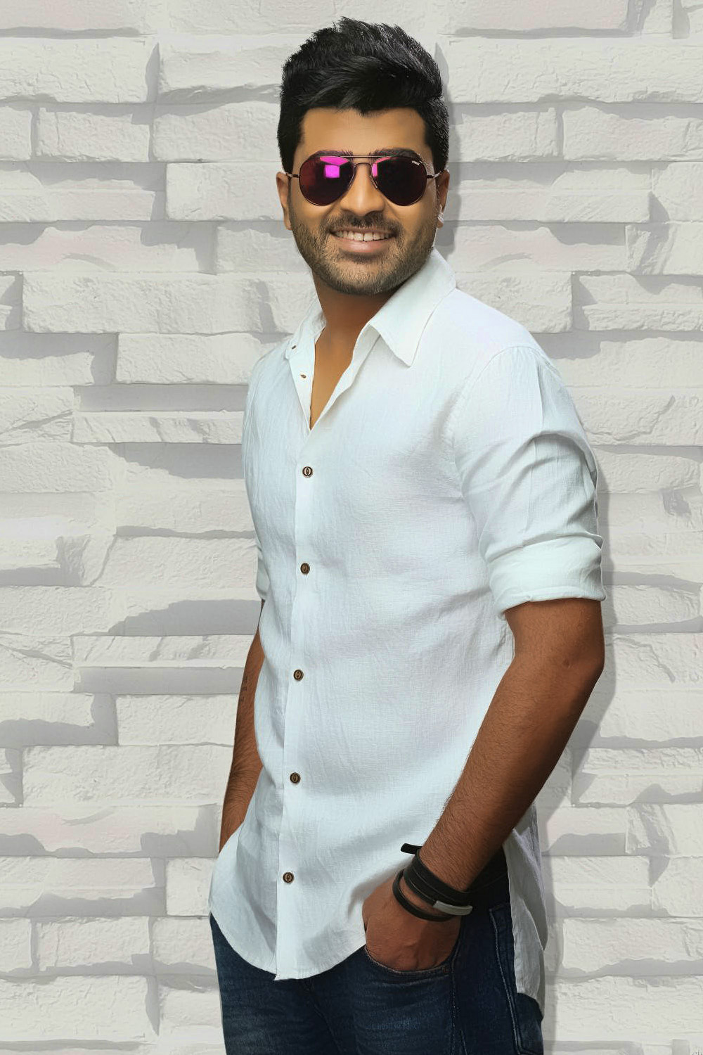 Telugu Movie Wallpapers With Quotes Sharwanand Hd Wallpapers