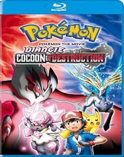 Pokémon – La Película 17: Diancie y la Crisálida de la Destrucción [BD25] *Con Audio Latino