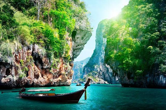 Turismo en el Sudeste Asiático