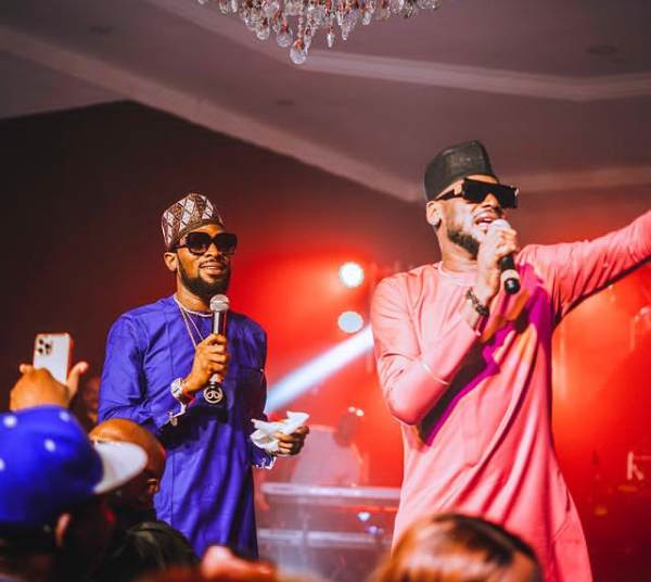 D'Banj shares his delightful experience in Wingist Network 1 year anniversary