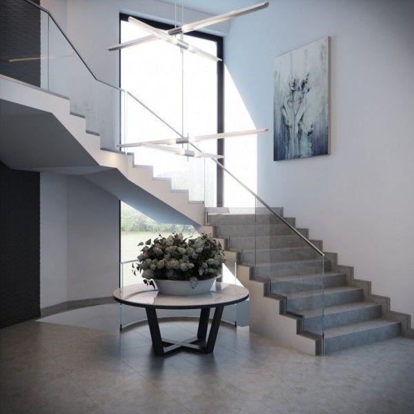 indian home staircase design