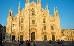 Ancient Luxury Cathedral in Milan