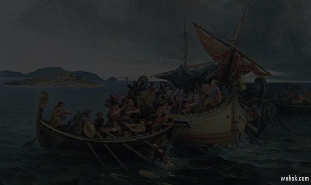 Fakta Unik Mencari Harta Karun Orang Viking